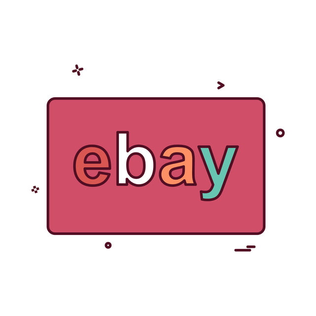 Ebay Card Design Vector Card Icons Ebay Icons Icon Png And Vector With Transparent Background For Free Download