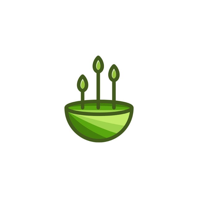 Landscape Tree Minimalist Logo Design Inspiration Logo Symbol