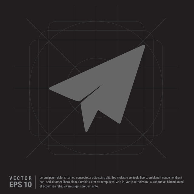 Paper Airplane Icon Airplane Icons Paper Icons Airplane Png And Vector With Transparent Background For Free Download