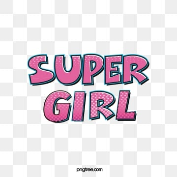 creative cartoon comic dot three dimensional super girl creative feminist art word, Super Girl, Creative, Feminist PNG and Vector