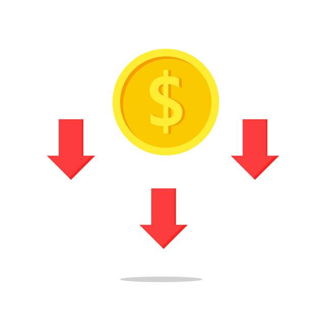 Thêm Biểu Tượng Mất Biểu đồ Và Giá Trị Tiền Tệ đô La Hình ảnh Logo ...