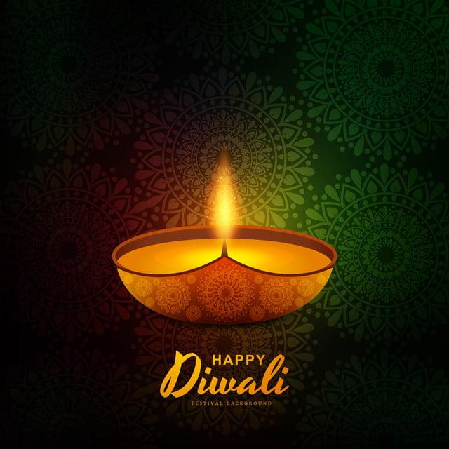 La Conception Graphique De Diwali Vient Avec Des Couches De Fond Abstrait Lumiere Diwali Png Et Vecteur Pour Telechargement Gratuit