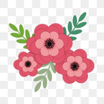 Flower Vector, Free Download Watercolor flowers, Flowers
