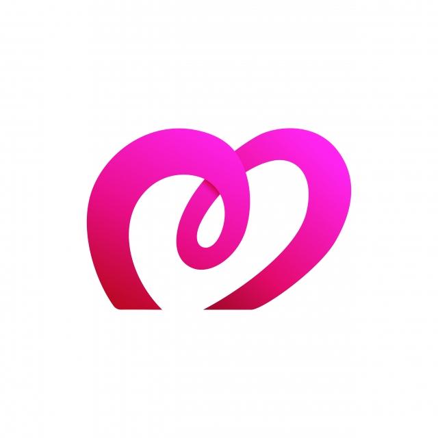 Lettre D Amour M Modele De Logo Le Logo Dicones Icones D Amour Icones De Lettre Png Et Vecteur Pour Telechargement Gratuit