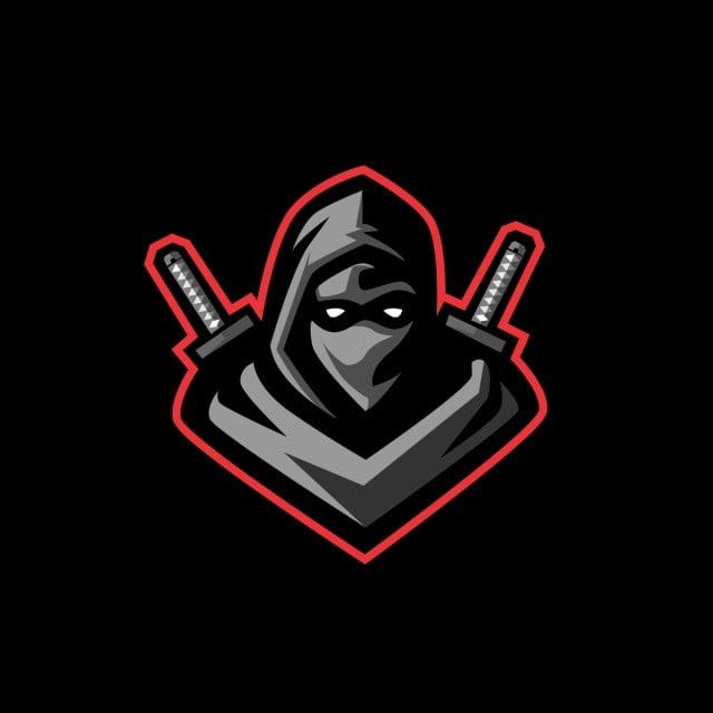 Ninja Esports Mascot Logo Design
