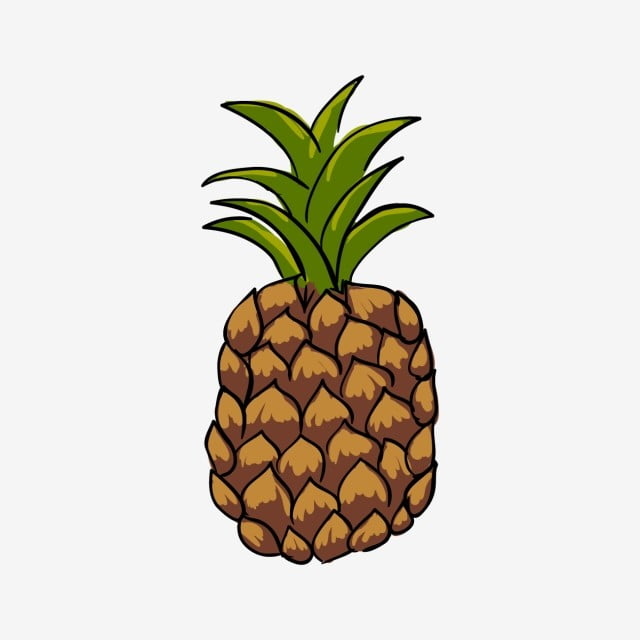 Pineapple Png, Vector, PSD, And Clipart With Transparent