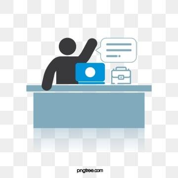 비즈니스 사무실 테마  간단한 스타일  악당, 생활, 커뮤니케이션, 인물 PNG 및 벡터