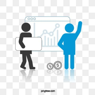 비즈니스 테마 빅 데이터 분석 간단한 스타일 악당, 생활, 커뮤니케이션, 인물 PNG 및 벡터