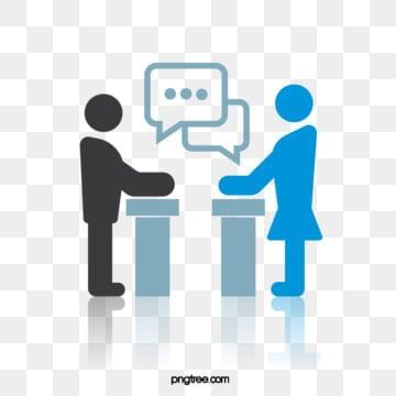 간단한 대화 스타일 악당, 생활, 커뮤니케이션, 인물 PNG 및 벡터