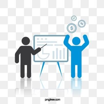 팀 비즈니스 협력 테마 간단한 스타일 악당, 생활, 커뮤니케이션, 인물 PNG 및 벡터