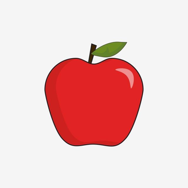 Apple Clipart Vecteur Png Element Clipart Pomme Rouge Pomme Pomme Rouge Png Et Vecteur Pour Telechargement Gratuit