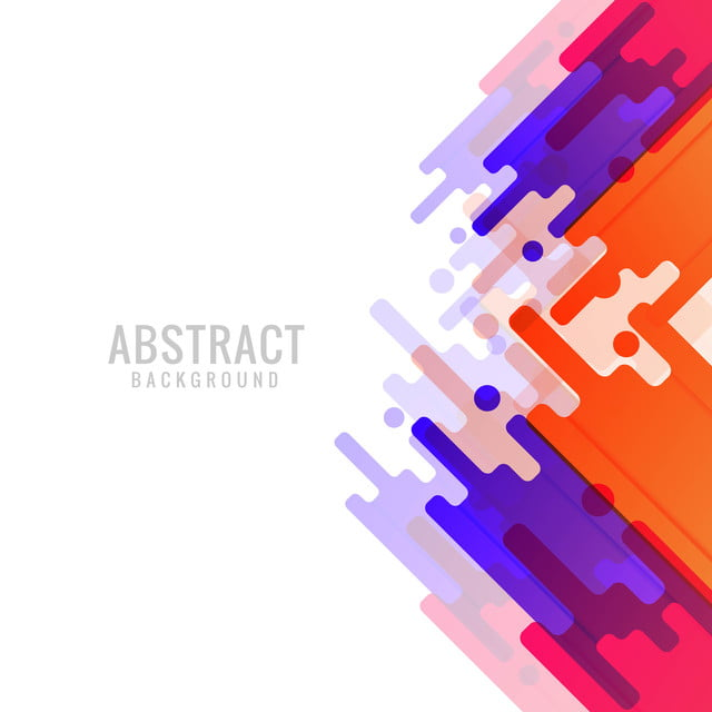 Abstract Colorful Background Illustration Vector Abstract