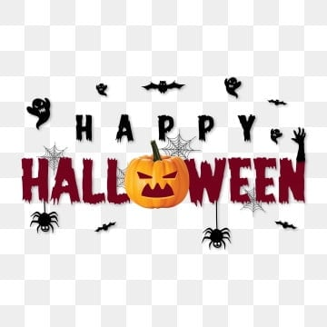 Happy Halloween Png Vector Psd And Clipart With