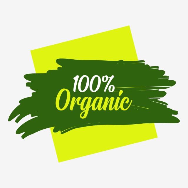 100 ярлык органического продукта, натуральный, метка, органический PNG и  вектор пнг для бесплатной загрузки