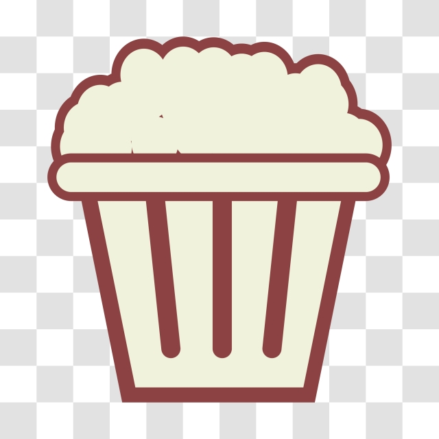 popcorn icon vector popcorn icons popcorn icon png and vector with transparent background for free download popcorn icon vector popcorn icons