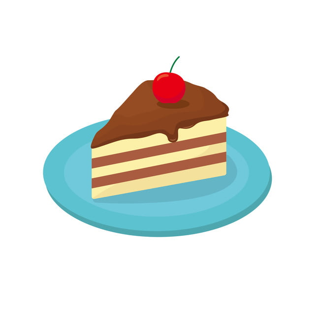 Slice Of Cake Png, Vector , PSD, And Clipart With