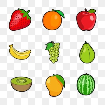 Fruit Clipart Download Free Transparent Png Format Clipart Images On Pngtree