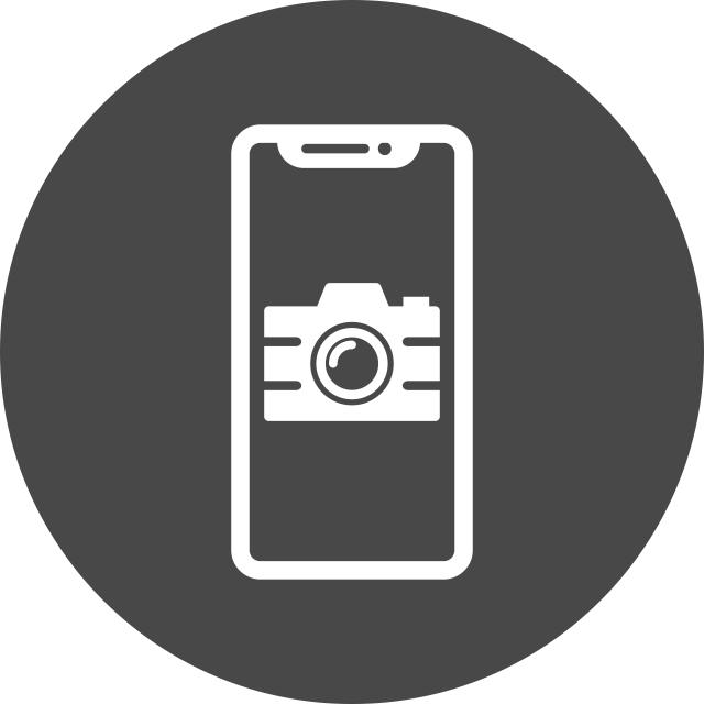 подразделения нет в приложении значка фотоаппарат на телефоне хочу оставить здесь