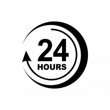 24 hours png images vector and psd files free download on pngtree 24 hours png images vector and psd