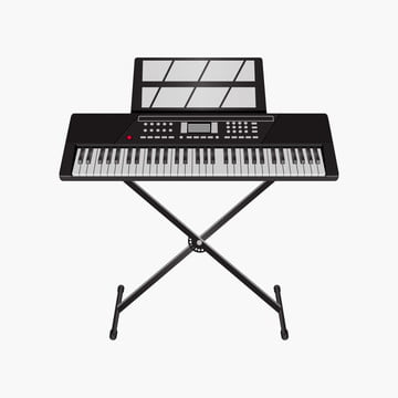 Piano Keyboard Png Images Vector And Psd Files Free Download On Pngtree