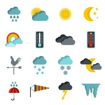 Weather Clipart Stock Illustrations – 17,561 Weather Clipart Stock  Illustrations, Vectors & Clipart - Dreamstime