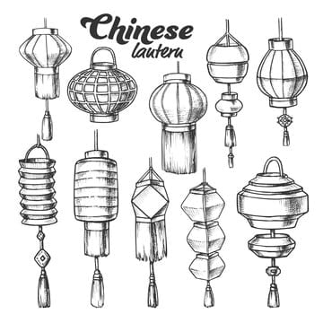 Chinese Lantern Png, Vector, PSD, and Clipart With ...
