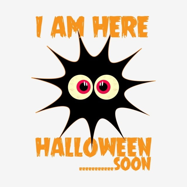 Spooky Eyes Halloween Clipart Png Vector Element Party
