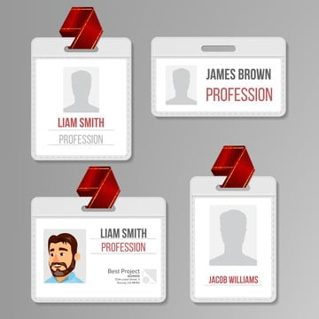 Id Card Png Images Vector And Psd Files Free Download On Pngtree