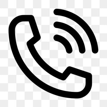 Telephone Clipart Contact Me - Call Us Logo Png - Free Transparent PNG  Clipart Images Download