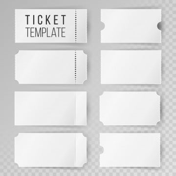 Ticket Template Free Download from png.pngtree.com