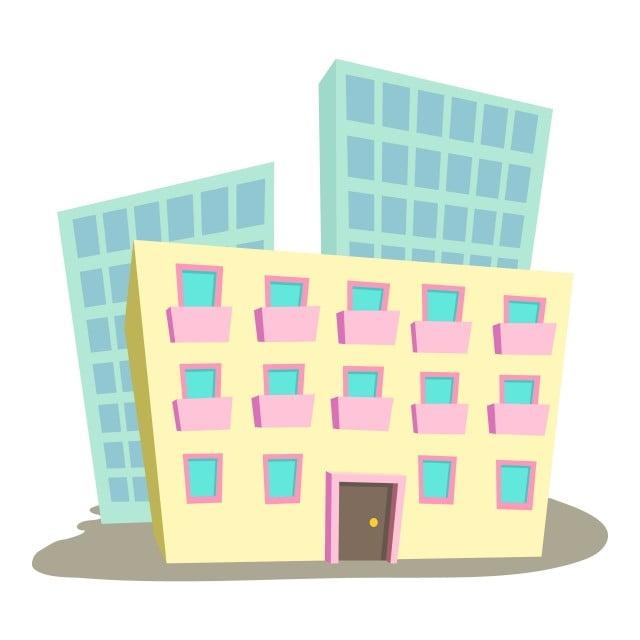 Hình ảnh Biểu Tượng Tòa Nhà Hành Chính Phong Cách Hoạt Hình, Tòa Nhà Hành Chính, Thần Tượng., Hoạt Hình. Vector và PNG với nền trong suốt để tải xuống miễn phí