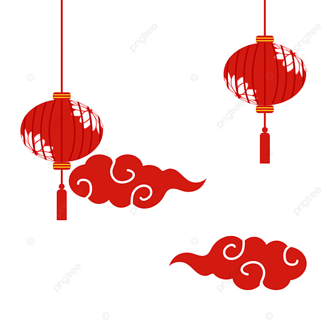 Lunar New Year With Isolated On White Background Yuan