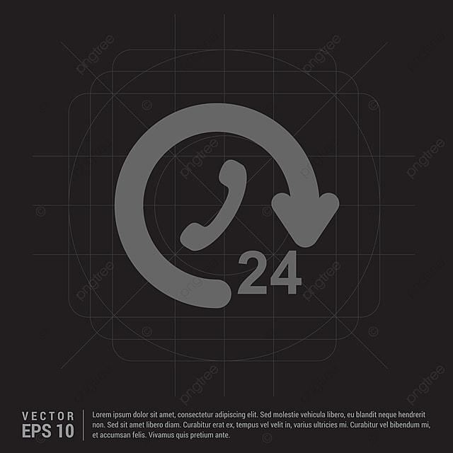 ikon buka 24 jam 24 jam ikon png dan vektor dengan latar belakang transparan untuk unduh gratis ikon png dan vektor