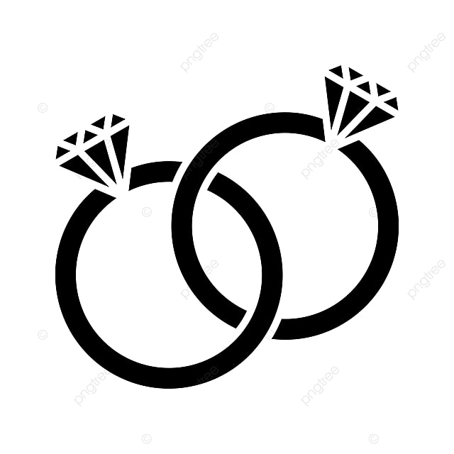Diamond Wedding Ring Carat Diamond Ring Png And Vector