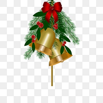 Christmas Bells Png Images Vector And Psd Files Free Download On Pngtree