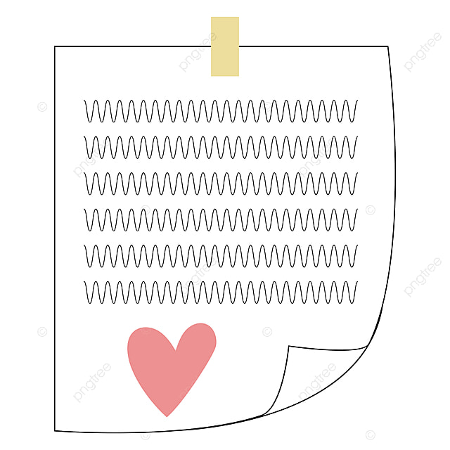 Doctors Love Note Vector Or Color Illustration Doctor Love Note