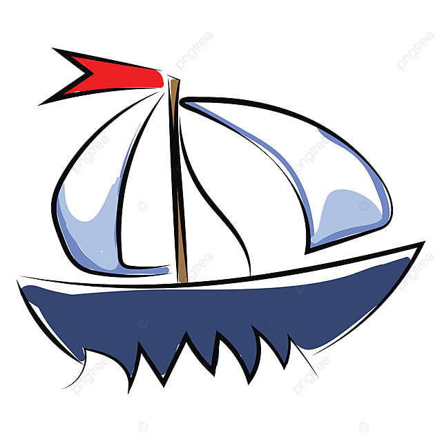 clipart dari kapal pesiar berwarna biru yang diatur pada latar belakang putih terisolasi indah biru berwarna png dan vektor dengan latar belakang transparan untuk unduh gratis pngtree
