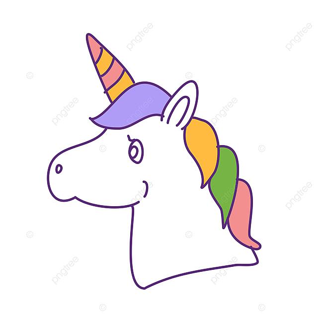 Gambar Ilustrasi Doodle Kuda Fantasi Comel Coretan Ilustrasi Vektor Png Dan Vektor Untuk Muat Turun Percuma