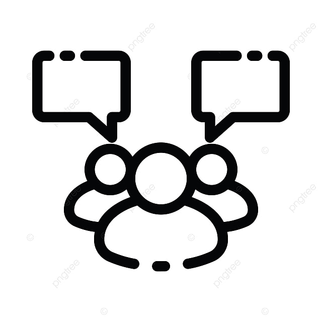 Group Chat Icon Group Icons Chat Icons Bubble Png And Vector With Transparent Background For Free Download