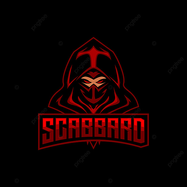 Red Hoodie Killer E Sports Logo Game Vector Mascot Png And Vector With Transparent Background For Free Download