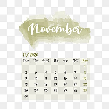 Calendar 2020 Png Images Vector And Psd Files Free Download On Pngtree