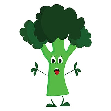 Download Broccoli Vector Image