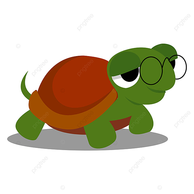 бутон картинки черепаха в очках уже