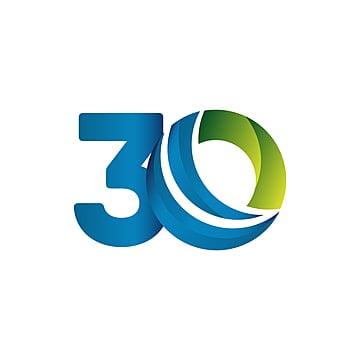 Anniversaire 30 Ans Png Vecteurs Psd Et Icones Pour Telechargement Gratuit Pngtree
