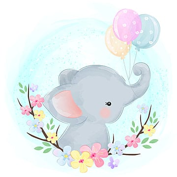 Baby Elephant Png Images Vector And Psd Files Free Download On Pngtree Browse and download hd baby png images with transparent background for free. baby elephant png images vector and