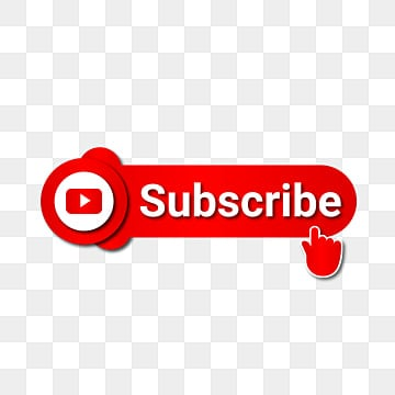 Subscribe Button Png Images Vector And Psd Files Free Download On Pngtree