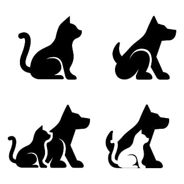 Dogs And Cats Png Images Vector And Psd Files Free Download On Pngtree