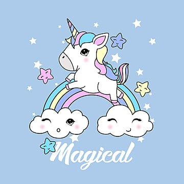 Unicorn Clipart Png Images Vector And Psd Files Free Download On Pngtree