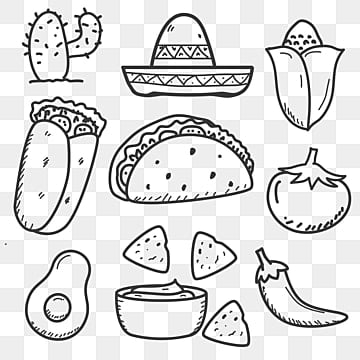 Mexican Clipart Mexican Restaurant - Cartoon Maraca Transparent Background  - Png Download (#4067430) - PinClipart