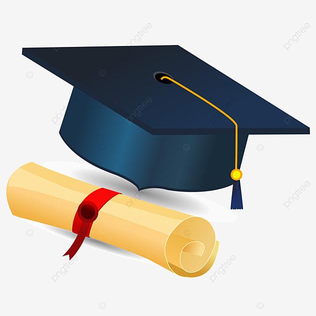Graduation Caps Vector Convocation Students, Education Cap, Cap ...